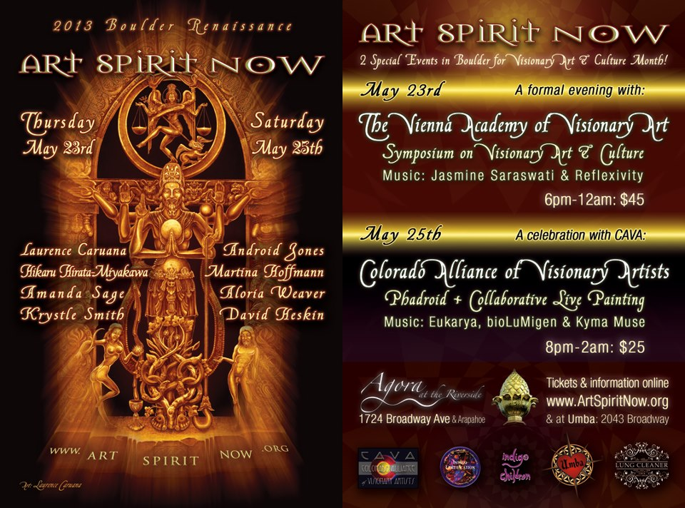 Announcing the Vienna Academy of Visionary Art